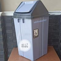 tempat sampah 42 liter