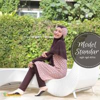Baju Renang Wanita Muslimah Perempuan Muslim Standar Aghnisan RGD ST