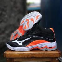 sepatu voli mizuno wave lightning z 6 sepatu olahraga volly WLZ 6