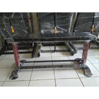 Dumble bench kursi bench press bangku bench press alat fitness Mura