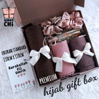 Hijab Gift Box - Hadiah Kado Ulang Tahun Wanita Pacar Istri Hampers