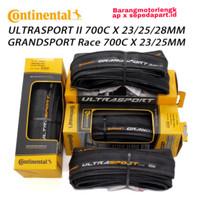 Ban Sepeda Grand Sport Ultra Sport Race Continental 700 23c 25c 28c