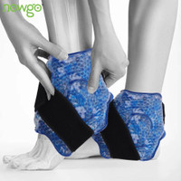 Ankle Ice Pack for Hot Cold Therapy, kompres pergelangan kaki