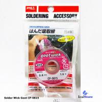 Solder Wick Goot 0.8 mm CP 0815 Original Japan 0,8