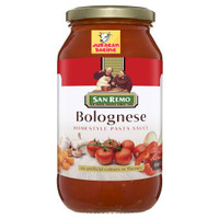 Saus San Remo Bolognese