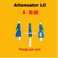 Attenuator LC 10dB FO/FIBER OKTIP