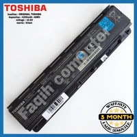 Original Baterai Laptop Toshiba C800 - C850 Series Model PA5024U-1BRS