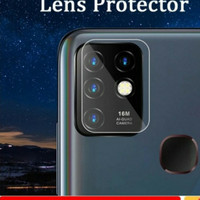 Infinix Hot 10 Tempered Glass Camera Anti Gores Kamera Belakang
