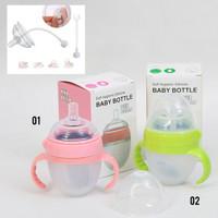 ORIGINAL PIKO Bello Botol susu Bayi Silikon silicon anti kolik