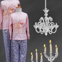 Baju Tidur Anak Perempuan GS (Forever Friend) St. Lgn Pjg Cln Pjg - 2