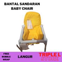 Busa penyangga kursi makan Bayi baby chair IKEA