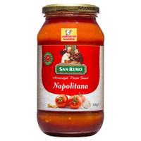 Saus San Remo Napolitana