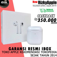 Apple Airpods 2 Airpod (2019) With WIRELESS Charging Case BNIB