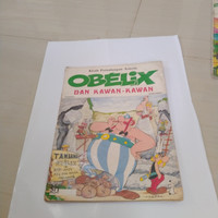Komik Asterix obelix dan kawan-kawan
