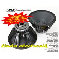 Speaker Component Ashley LF18 V400 Woofer 18 inch Original LF18V400