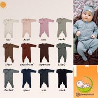 Sleepsuit BohoBaby Baju Tidur Bayi 100% Katun Sangat Nyaman di Pakai