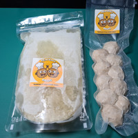 Bakso Babi Taiwan Style + Kuah Kaldu by Meatball Bros (Paket)