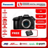 Kamera Mirrorless Panasonic Lumix DMC-G85 Body Only