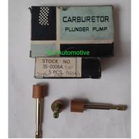 Carburator Plunger Pump Colt T120/ Toyota Kijang 3K/4K/5K / 1pcs