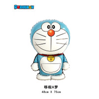 Balon Foil Doraemon Jumbo / Balon Doraemon