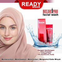 Belgie Pro Facial Wash Original By Ippho Santosa