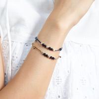 Tigabelas Bracelet Gelang - Galaxy Bracelet