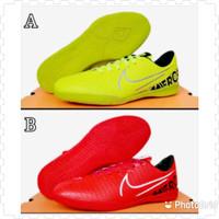 Sepatu futsal Nike Mercurial Junior Size 34-38