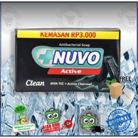 Nuvo Clean ukuran besar 110g / bar soap / sabun mandi
