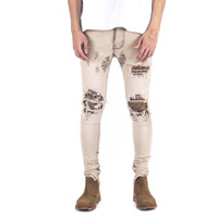 M1 Batik Cactus HAM - Celana Jeans