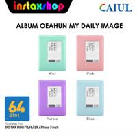 Album OEAHUN MY DAILY IMAGE 64 Foto Fujifim Instax Mini Polaroid