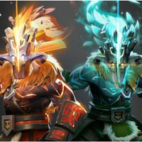 Arcana Juggernaut Exalted Bladeform Legacy Dota 2