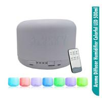 HUMIDIFIER / DIFFUSER AROMA 500 ML 7 Color LED + REMOTE