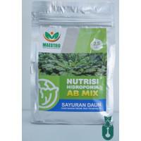 Nutrisi AB mix Sayuran Daun (MAESTRO) 2,5 Liter