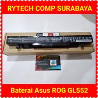 Original Baterai ASUS ROG GL552 GL552JX GL552V GL552VW ZX50V A41N1424