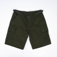 The TRAV Army - Celana Cargo Pendek Army Green