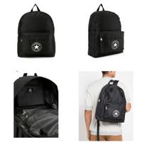 converse regular backpack navy dan black