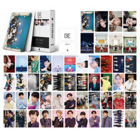 READY Lomo Card BTS BE - 54pcs Photo Card - UNOFFICIAL