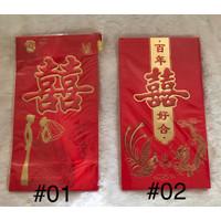 ANGPAO JUMBO XL BIG SIZE shuangxi besar ang pao hongbao wedding nikah