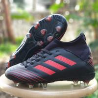 Sepatu Bola Anak Adidas Predator 18 Plus FG Boots Junior Size 34-38