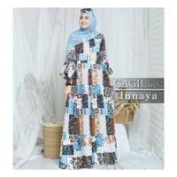 Gamis dress INNAYA by Gagil Fashion