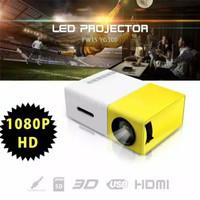 proyektor mini infocus projector yg300