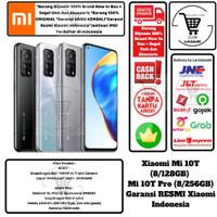 Xiaomi MI 10T 8/128 GB ~ MI 10T PRO 8/256 GB Black Silver RESMI