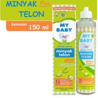 Minyak Telon My Baby 145 ml