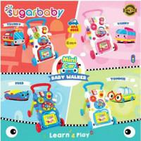 Sugar Baby Mini Car Push Walker - Baby Walker