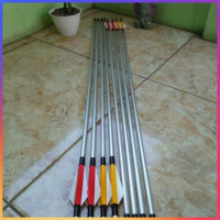 arrow almunium nock bambu