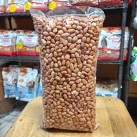 Kacang tanah sangrai pakan burung Parrot & Kakatua 1Kg