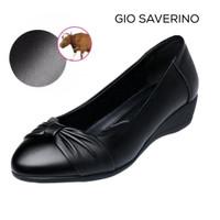 Flatshoes Wanita Gio Saverino SEOUL Manolo Sepatu Wanita Ballerina