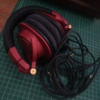 Headphone Audiotechnica M50X Limited Red Edition
