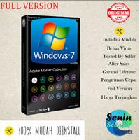 Adobe CC Campuran Paket Khusus Win 7 32-B & 64-B