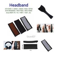 Headband cover headphone ath m40x m50 m30 msr7 ws550is sony mdr 1R 1a